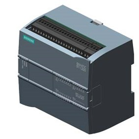 Siemens CPU  S7 1200 1214C DC / DC / DC 100 KB (Prog + Data) 14DI / 10DO, 2AI 6ES7214-1AG40-0XB0