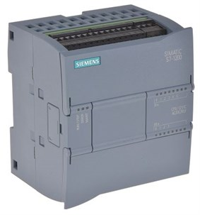 SIEMENS 1211C AC / DC / Role 50 KB (Prog + Data) 6DI / 4DO, 2AI 6ES7211-1BE40-0XB0