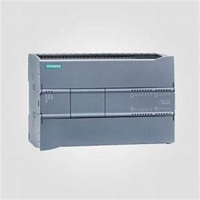SIEMENS S7 1200 CPU 1215C AC / DC / Role 125 KB (Prog + Data) 14DI / 10DO, 2AI / 2AO 6ES7215-1BG40-0XB0
