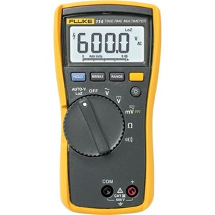 Fluke 115 True Rms Multimetre