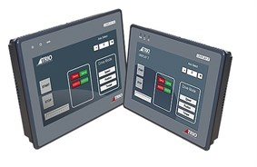 WEINTEK HMI Display Uniplay 7